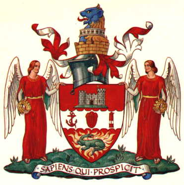 Dudley coat of arms